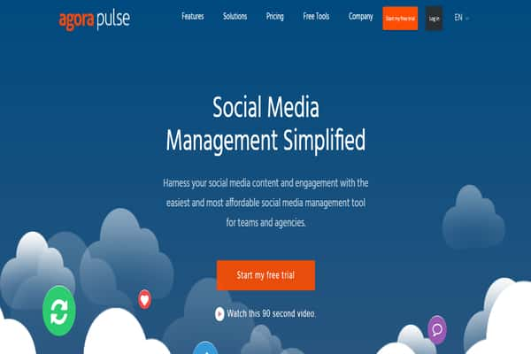 social media marketing companies in nigeria tools agorapulse