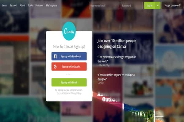 social media marketing companies in nigeria tools canva