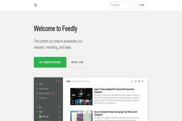 social media marketing companies in nigeria tools feedly