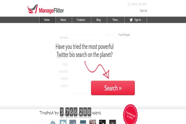 social media marketing companies in nigeria tools manageflitter