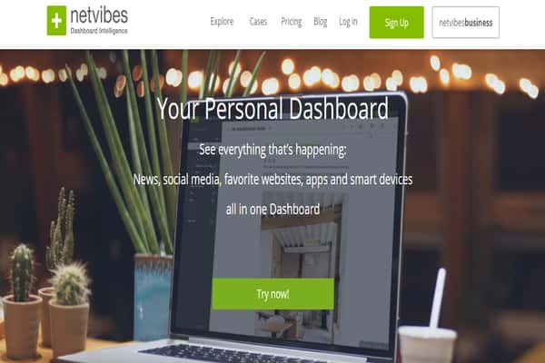 social media marketing companies in nigeria tools netvibes