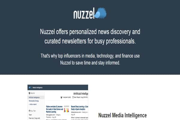 social media marketing companies in nigeria tools nuzzel
