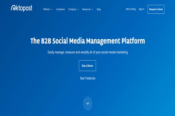 social media marketing companies in nigeria tools oktopost