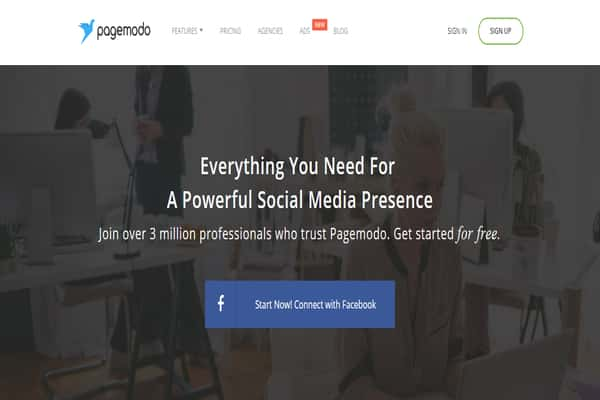 social media marketing companies in nigeria tools pagemodo