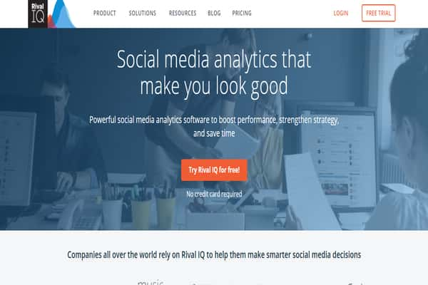 social media marketing companies in nigeria tools rivaliq