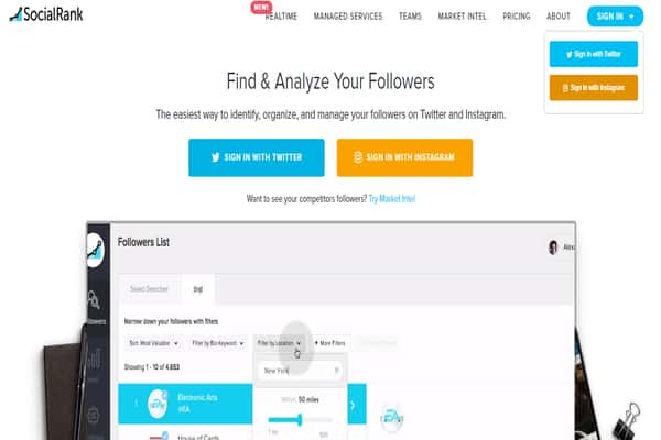 social media marketing companies in nigeria tools socialrank
