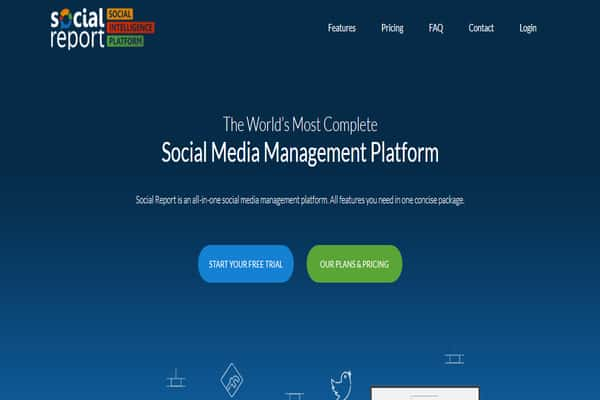 social media marketing companies in nigeria tools socialreport